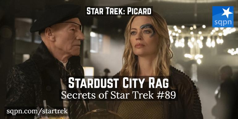 Stardust City Rag (Picard)