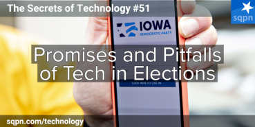 The Promises and Pitfalls of Tech in Elections