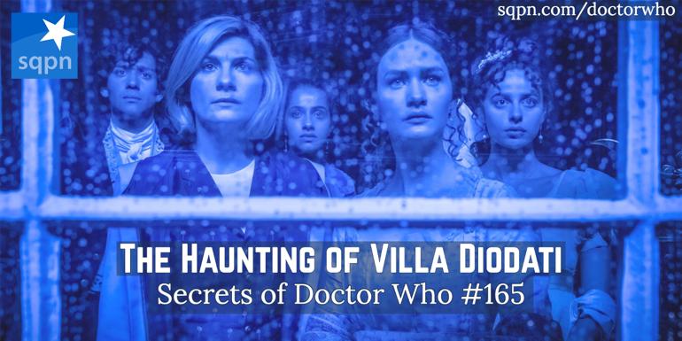 The Haunting of Villa Diodati