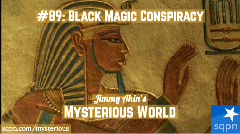 Black Magic Harem Conspiracy (Ancient Egyptian Murder Mystery)