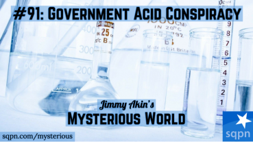 The Government Acid Conspiracy