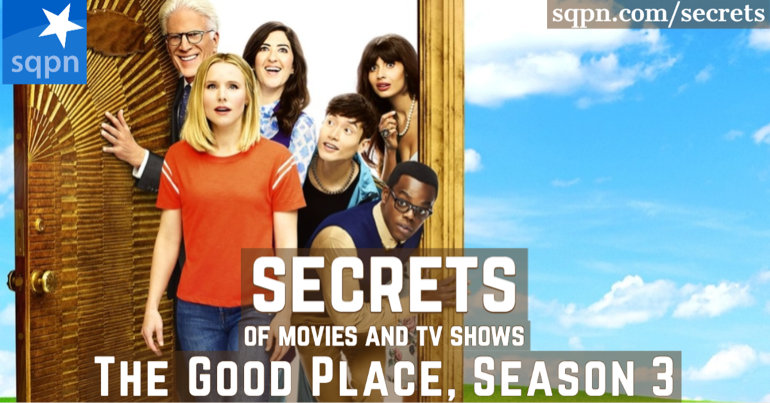The Good Place, Season 3