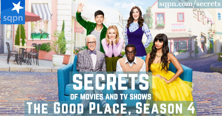 The Good Place, Season 4