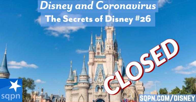 Disney and Coronavirus