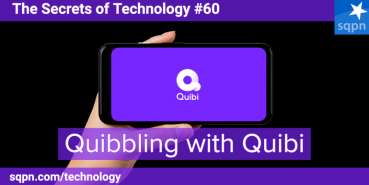 Quibbling with Quibi