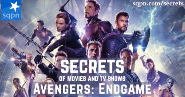 The Secrets of Avengers: Endgame
