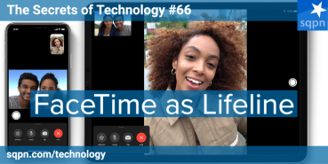 FaceTime as Lifeline