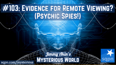 Remote Viewing: The Evidence (Psychic Spies! Stargate Project!)
