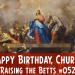 Happy Birthday, Church