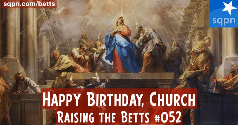 Happy Birthday, Church