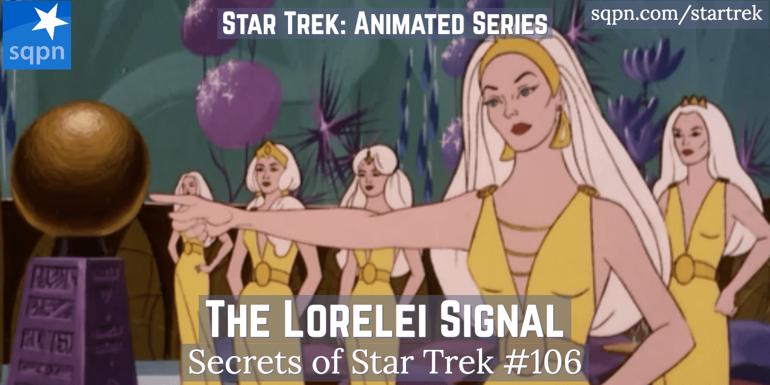 The Lorelei Signal (TAS)
