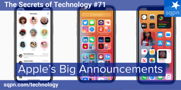 Apple's Big Announcements