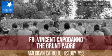 Fr. Vincent Capodanno, The Grunt Padre