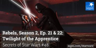 Twilight of the Apprentice: Rebels, Season 2, Ep. 21 & 22