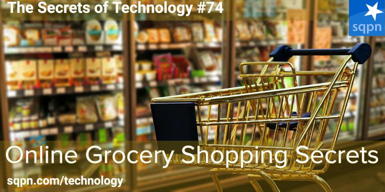 Online Grocery Shopping Secrets