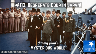 Desperate Coup in Japan! (WWII Emergency! The Kyujo Incident 1945)