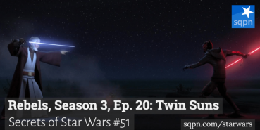 Star Wars Rebels: S3, Ep 20: Twin Suns