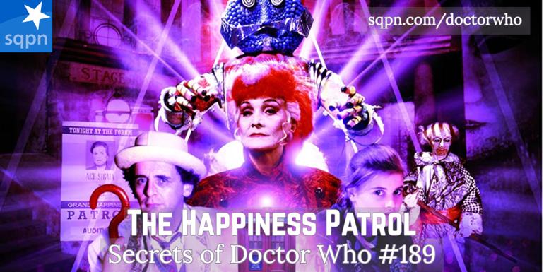 The Happiness Patrol