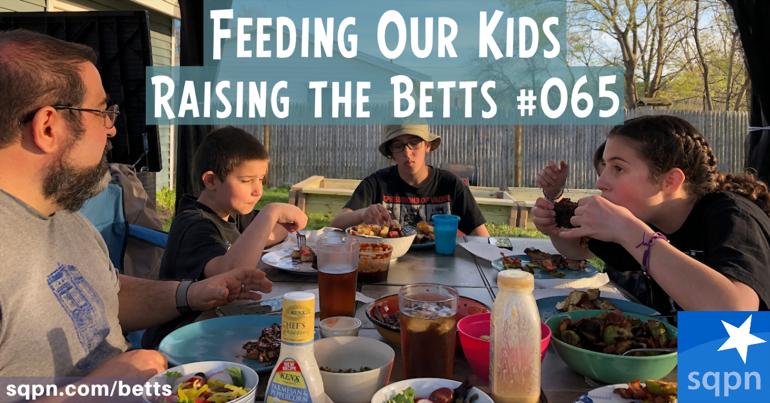 Feeding Our Kids