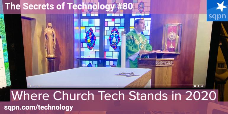 Where Church Tech Stands in 2020