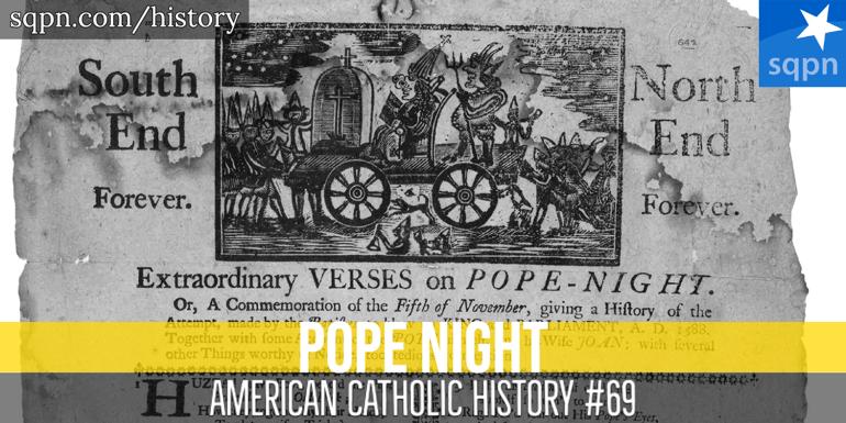 Pope Night