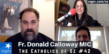 Fr. Donald Calloway, MIC