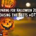 Preparing for Halloween 2020