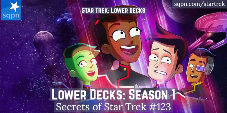 Star Trek: Lower Decks, Season 1