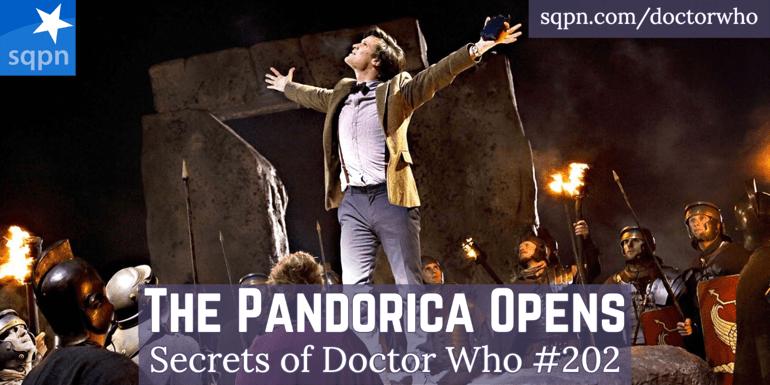 The Pandorica Opens
