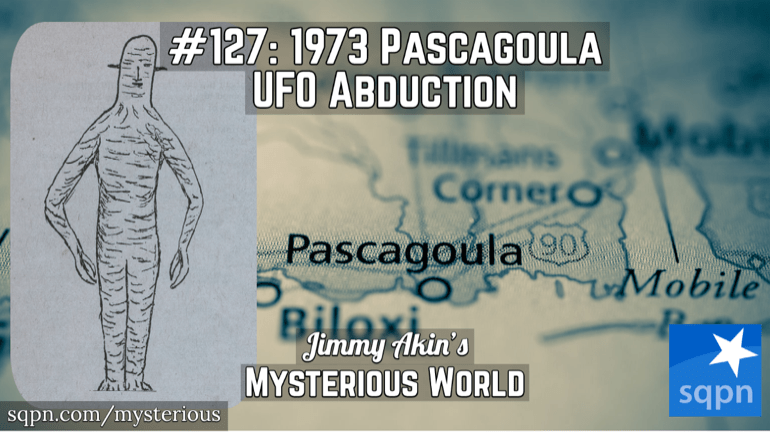 Pascagoula UFO Abduction (1973, Calvin Parker, Charles Hickson)