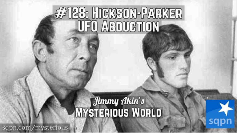 Calvin Parker, Charles Hickson UFO Abduction (Pascagoula 1973)