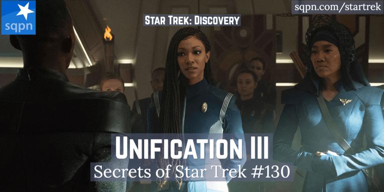 Unification III (DIS)