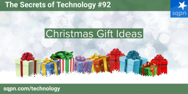 Christmas Gift Ideas for Techies