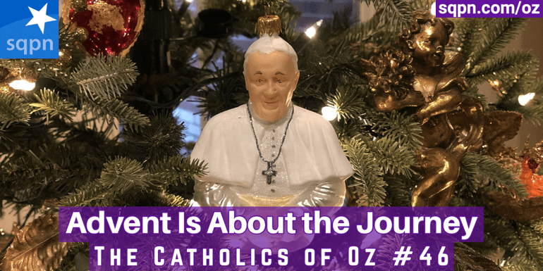 Advent Is About the Journey