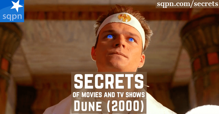 The Secrets of Dune (2000)