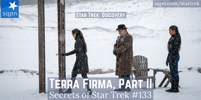 Terra Firma, Part II (DIS)