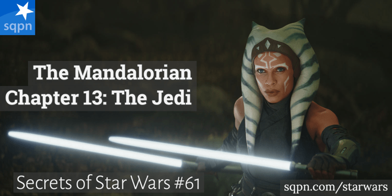 The Mandalorian, Ch 13: The Jedi