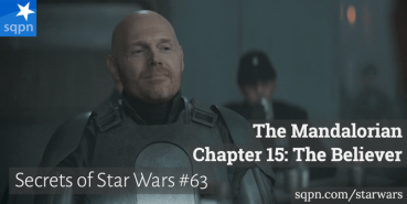 The Mandalorian, Ch. 15: The Believer