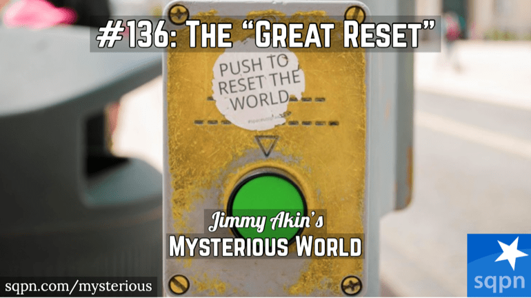 What Is the Great Reset? (Davos and the World Economic Forum)