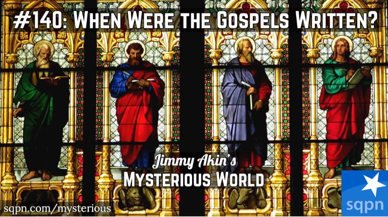 When Were the Gospels Written? (The Dates of Matthew, Mark, Luke, and John)