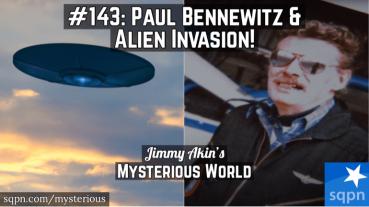 Paul Bennewitz & Alien Invasion (Dulce Base, Project Beta, Richard Doty)