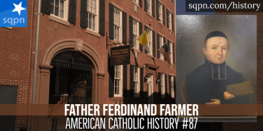 Father Ferdinand Farmer
