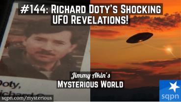 Richard Doty's Shocking UFO Revelations! (Paul Bennewitz, Dulce Base, Project Beta)
