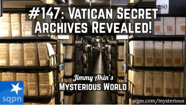 Secrets of the Vatican Secret Archives!