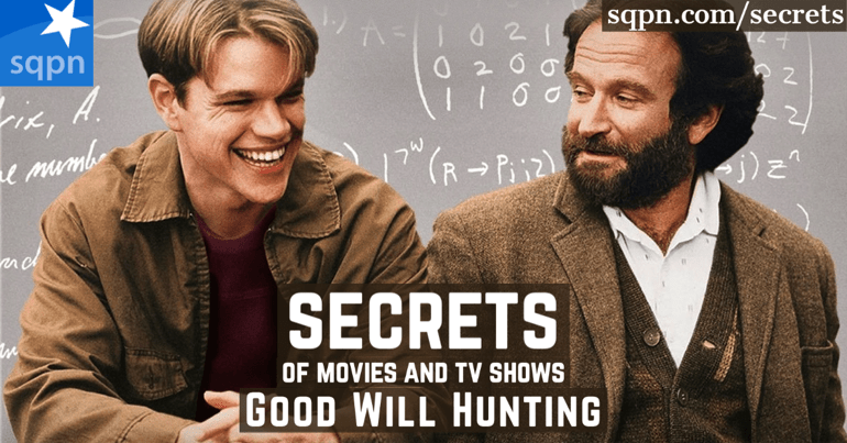 The Secrets of Good Will Hunting