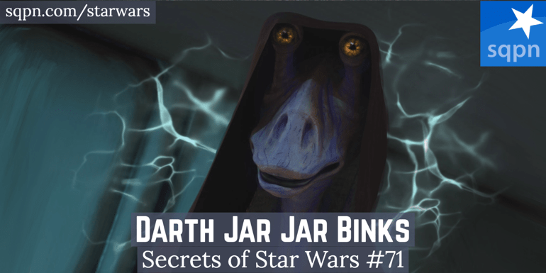 Darth Jar Jar Binks