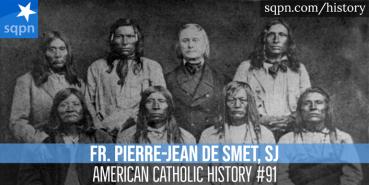 Fr. Pierre-Jean de Smet, SJ