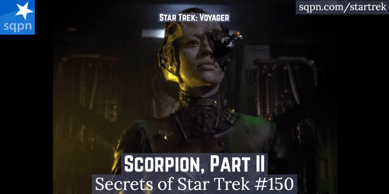 Scorpion, Part II (VOY)