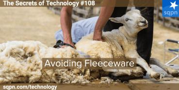 Avoiding Fleeceware