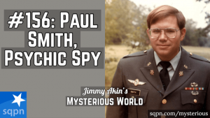 file photo of US Army officer and military psychic spy, Paul Smith